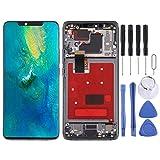 DONGYAO Pantalla de repuesto de pantalla LCD táctil para Huawei pantalla LCD y digitalizador Asamblea completa con marco para Huawei Mate 20 Pro