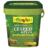 Flower ABONO CESPED COMPLET 2 Meses Cubo 4KG, Único
