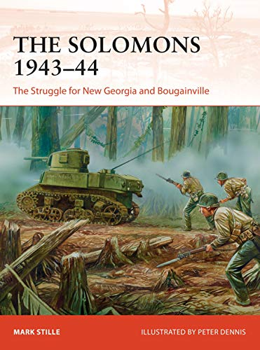 The Solomons 1943-44: The Struggle for New Georgia and Bougainville: 326