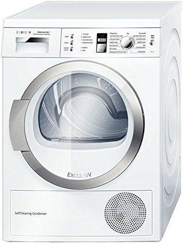 Bosch Avantixx WTW86392 Libera installazione Carica frontale A++ Bianco lavasciuga