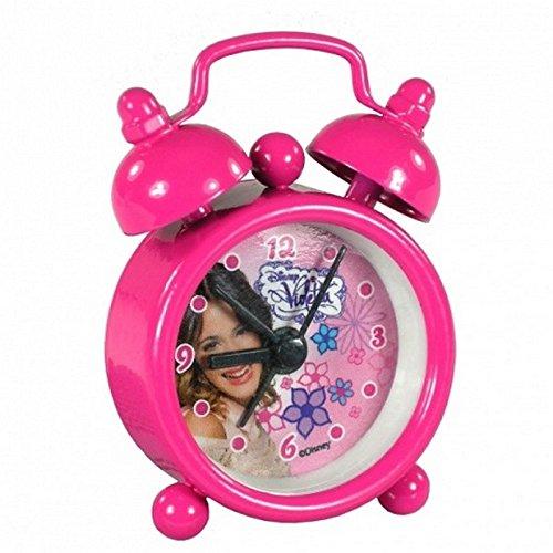 Violetta Mini-Wecker Disney