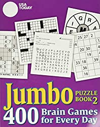 jumbo puzzle book for adults