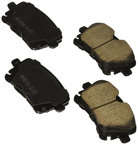 Akebono EUR1018 Rear Brake Pad