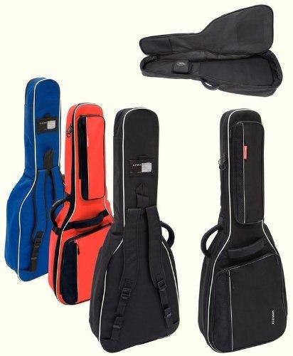 GEWA Premium 20Western chitarra GIGBAG (Nero)/Resistente e Impermeabile