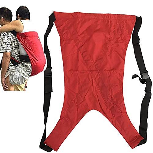 LOVEHOUGE Eslinga de elevación de paciente, cinturón de transferencia, malla universal de cuerpo completo, eslingas de tela Oxford para elevaciones de pacientes, capacidad de carga de 79,8 kg