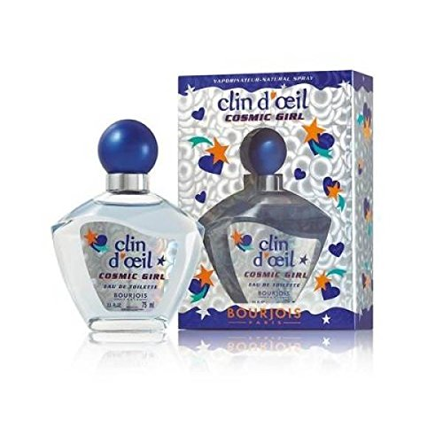 Clin d'oeil - eau de toilette - cosmic girl - 75ml