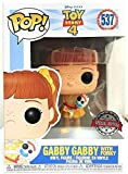 Funko POP! 537 Exclusive Disney: Toy Story 4 - Gabby Gabby Holding Forky