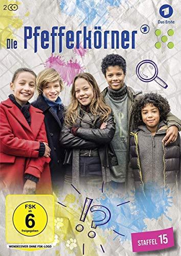 Die Pfefferkörner - Staffel 15 [2 DVDs]