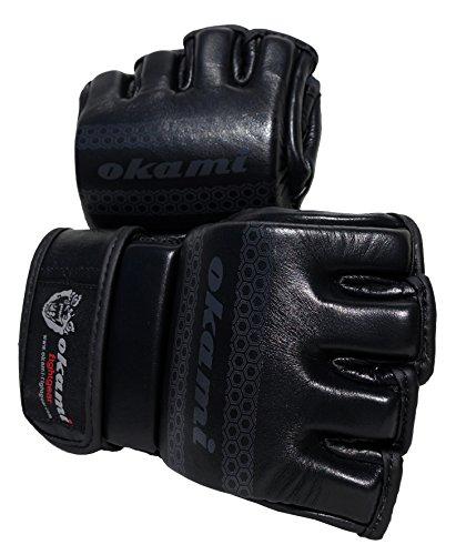 Oami Fightgear Hi-Pro Trainings-Boxhandschuhe M schwarz