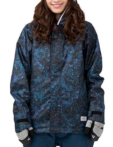 DLITE(ディライト) 全12柄 スノーボードウェア スキーウェア レディース ジャケット単品 KJKジャケット Mサ...