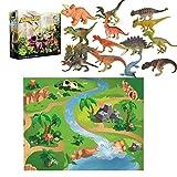 Dinosaurier Spielzeug Realistisch Dinosaurier Figuren Tiere Spielzeug Pädagogisches Spielzeug Für Kinder Junge Geburtstag
