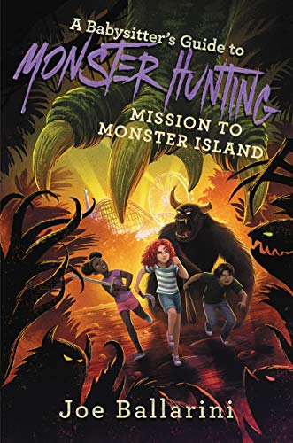 Download A Babysitter's Guide to Monster Hunting (2020) {Hindi-English} Movie 480p | 720p | 1080p WEB-DL ESub