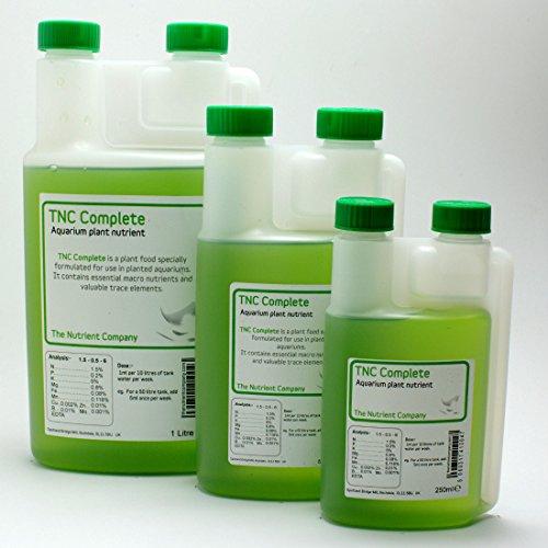 TNC Complete - Abono acuario / Acuático Planta Fertilizante (250ml)