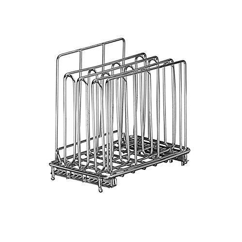 LIPAVI Sous Vide Rack L5 - Rejilla profesional para cocinar al vacío | Accesorios para cocedor de acero inoxidable 316L | plegable y ajustable 16,3 x 10,2 x 16,7 cm