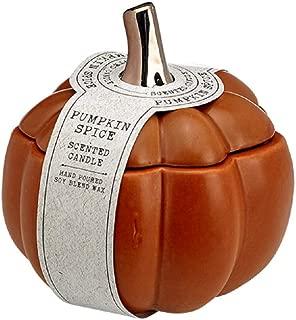 Deco Flair Harvest Pumpkin Candles - Pumpkin Souffle 10 Oz.