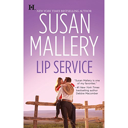 Lip Service audiobook cover art