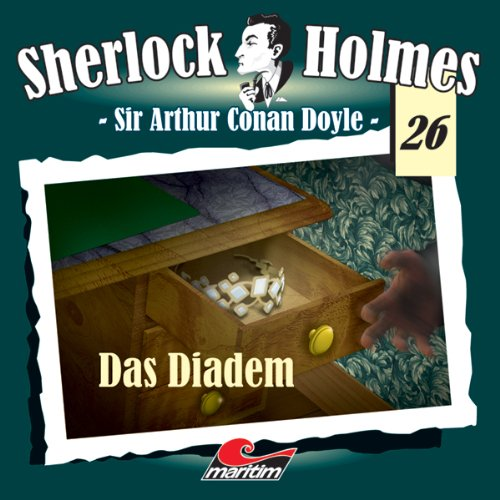 Das Diadem audiobook cover art