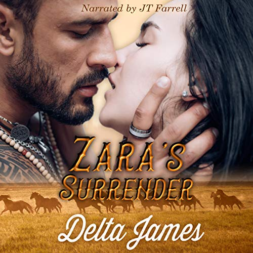 Zara's Surrender  By  cover art