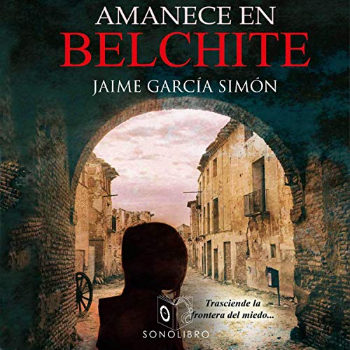 Amanece en Belchite [Dawn in Belchite] cover art