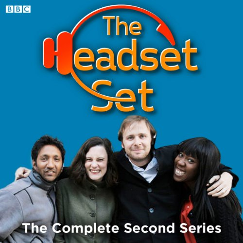 The Headset Set, Series 2 audiobook cover art