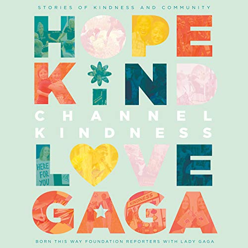 Channel Kindness audiobook cover art