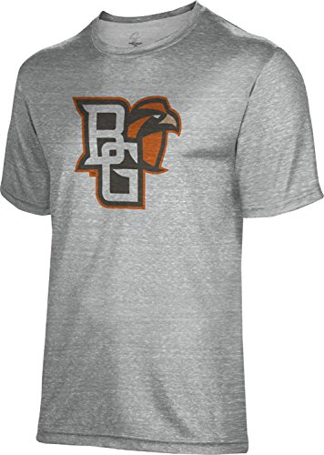 Spectrum Sublimation Unisex Bowling Green State University Poly Cotton Tee (Apparel) (Large)