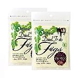 JAS認定  オーガニック ドライ いちじく 2 x 150g / Organic Dry Figs 2 x 150g JAS certified