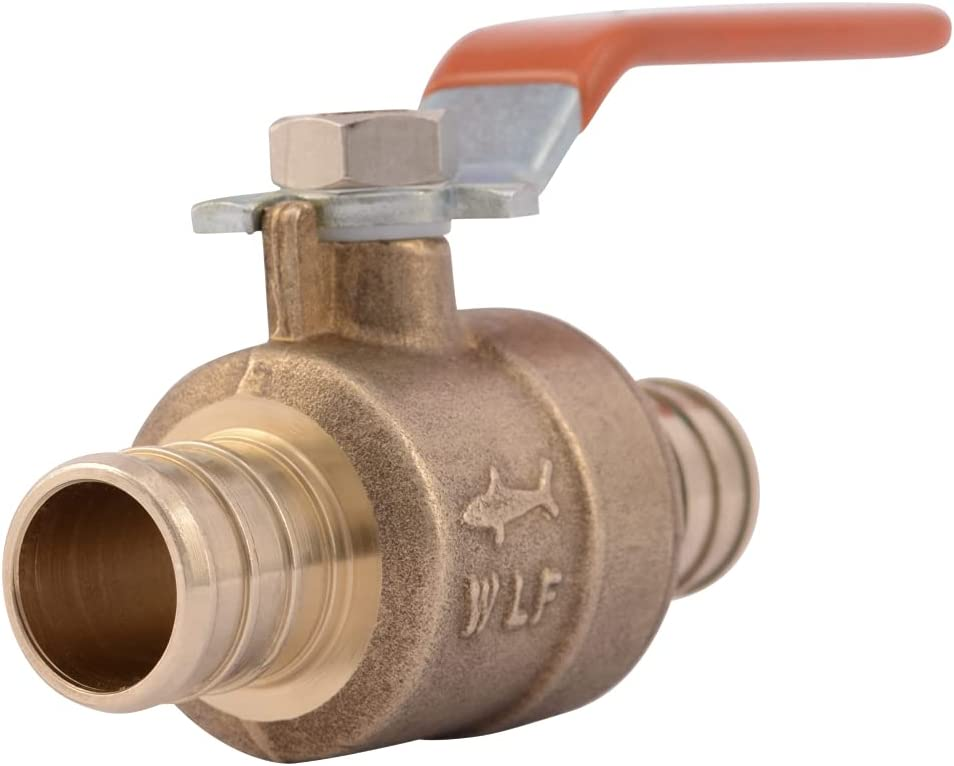 SharkBite Low price 22462LFA Barb Ball Valve 3 4 Of Shut inch Water Factory outlet