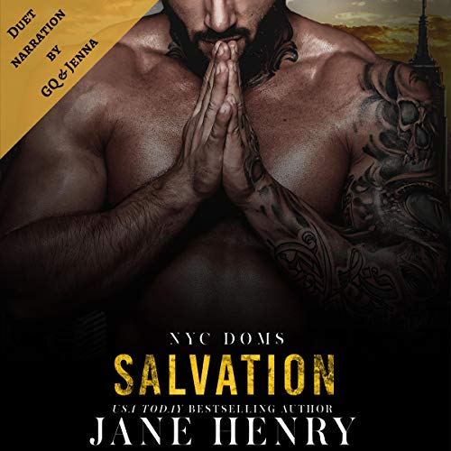 Salvation Audiobook By Jane Henry cover art