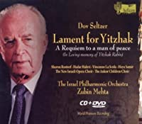 Seltxer: Lamaent for Yitzhak - A Requiem to a Man of Peace (+Bonus-DDV) by Sharon Rostorf (soprano) (2011-07-12)