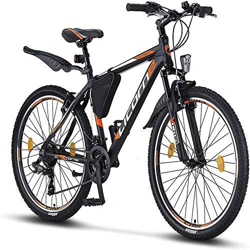 WZR 26 Pulgadas Bicicleta De Montaña Hombres