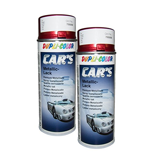 DUPLI_bundle 2X Dupli-Color Cars rot m. 400ml 706868