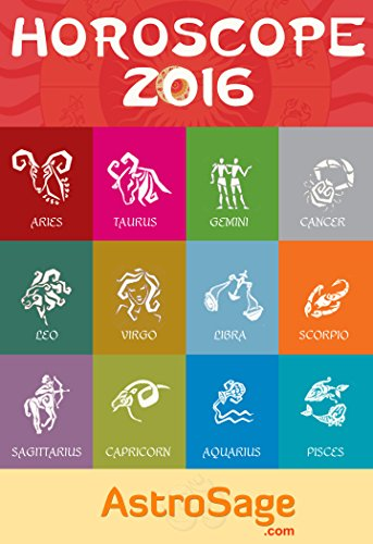 Horoscope 2016 By AstroSage.com: Astrology 2016 (English Edition)