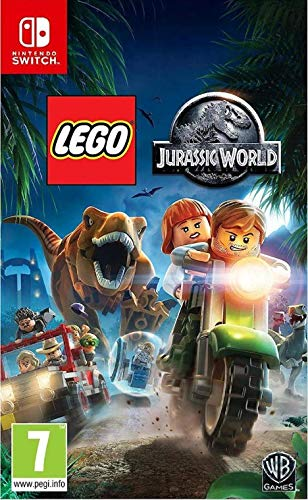 Juegos Nintendo Switch Lego Jurassic World Marca Warner Bros. Interactive Entertainment