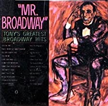 Mr. Broadway: Tony's Greatest Broadway Hits (Columbia Special Products Reissue) [VINYL LP] [STEREO]
