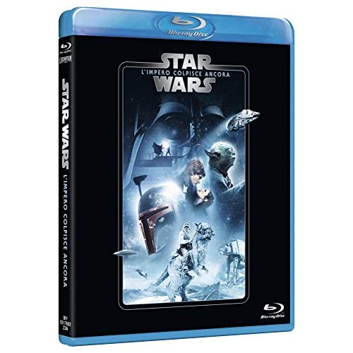 Star Wars 5 L'Impero Colpisce Ancora Brd (2 Blu Ray)