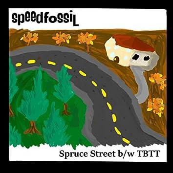 Spruce St.