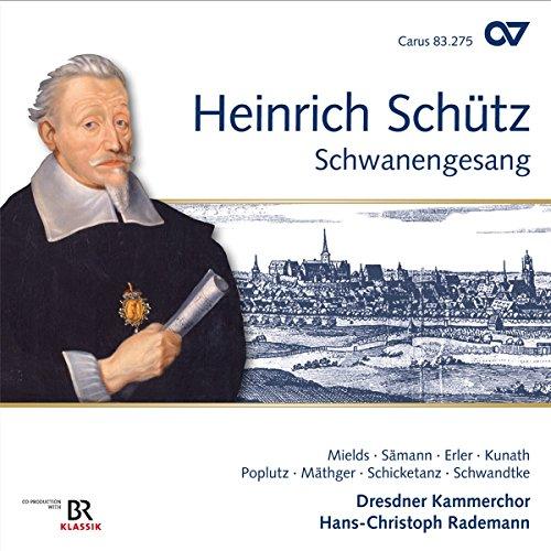 Schütz: Der 119.Psalm (Schwanengesang), Schütz-Edition Vol.16
