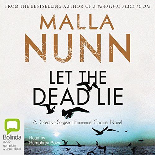Let the Dead Lie audiobook cover art