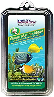 Ocean Nutrition Seaweed Selects Green Marine Algae 4-Sheets 0.4-Ounces (12 Grams)