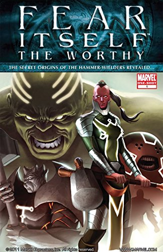 Fear Itself: The Worthy One-Shot (English Edition)