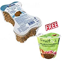 bosch Goodies Dental Saver Pack 3 x 450g Dog snack with tooth cleaning and dental care effect Prevents build-up of tartar Select recipe, adapted to your dog's special requirements Top quality ingredients Made in Germany Perfectly sized dog snack with...
