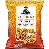 Quaker Rice Crisps, Cheddar, 6.06 Ounces...