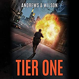 Tier One cover art