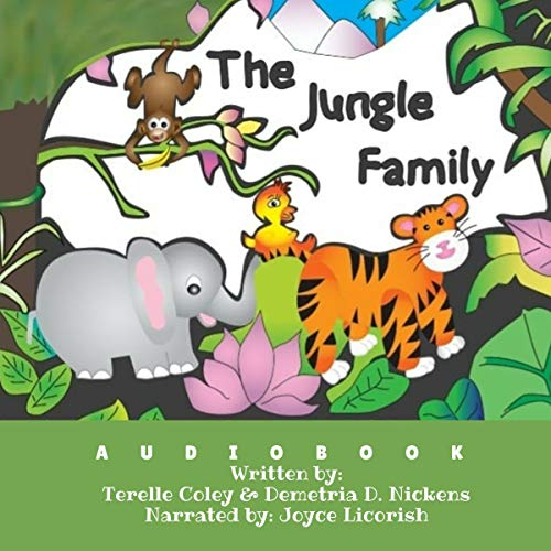 The Jungle Family cover art
