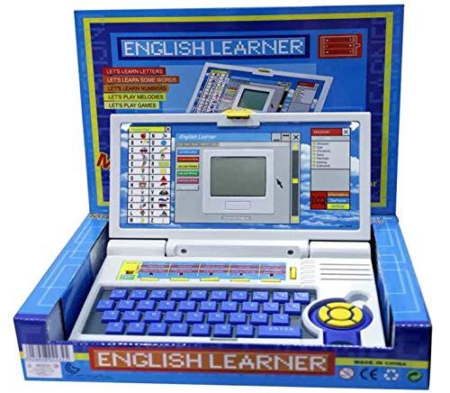 FlexZone kid's english learner laptop/educational notebook computer large (Multi color)