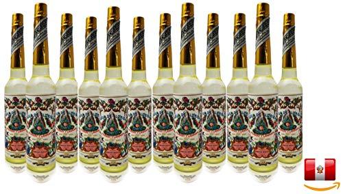 Mi-Tierra 12 in 1 set agua de florida 270 ml spirit florida water original murray & lanman aus peru für mann und frau. ein cologne ein duft das erfrischend und belebend auf unsere sinne wirkt.