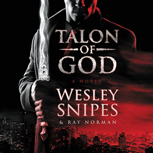 Talon of God audiobook cover art