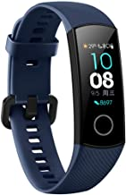 Huawei Honor Band 4 Smartwatch Cimaybeauty, Amoled Touchscreen Posture Heart Rate Wrist Watch,Activity Tracker Smart Fitness Wristband GPS Multi-Sport Mode 5ATM Waterproof