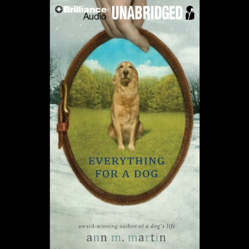 Everything for a Dog audiobook cover art